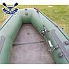 Держатель спиннинга для лодки ПВХ подставка для удилища стойка для удочки BalloonROD + рогач в комплекте, фото 9