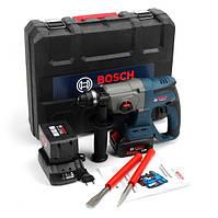 Перфоратор аккумуляторный BOSCH GBH 48V-EC Professional 48В 6Ач