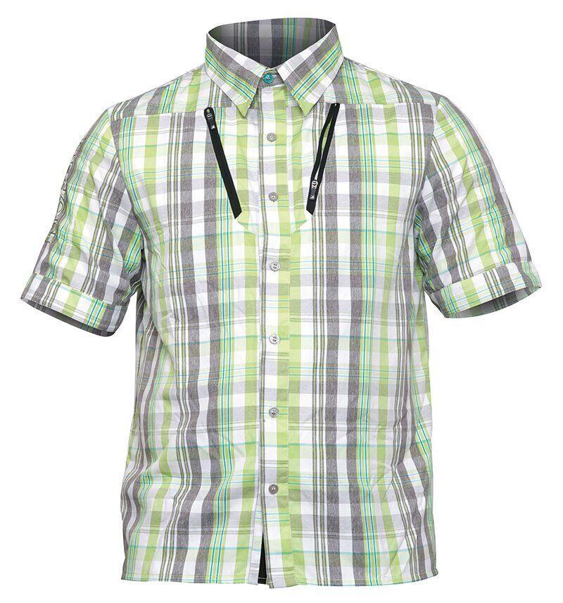 """Сорочка з захистом від """"UV"""" Norfin (nylon, коротк.рукав) / XXXL (654006-XXXL)"""