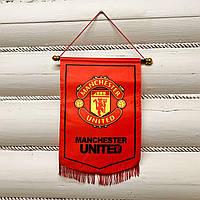 Вымпел флаг Manchester United FC
