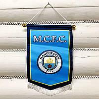 Вымпел флаг Manchester City FC