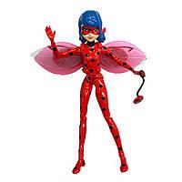 Кукла Miraculous Леди Баг и Супер-Кот S2 - Леди Баг 12см (50401)
