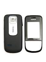 Корпус для Nokia 3600 slide, High Copy, Черный /панель/крышка/накладка /нокиа