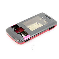 Корпус для Nokia 7100 Supernova, High Copy, Красный /панель/крышка/накладка /нокиа