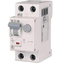 Диф автомат Eaton xPole 16A, 30 мА, HNB-C16/1N/003