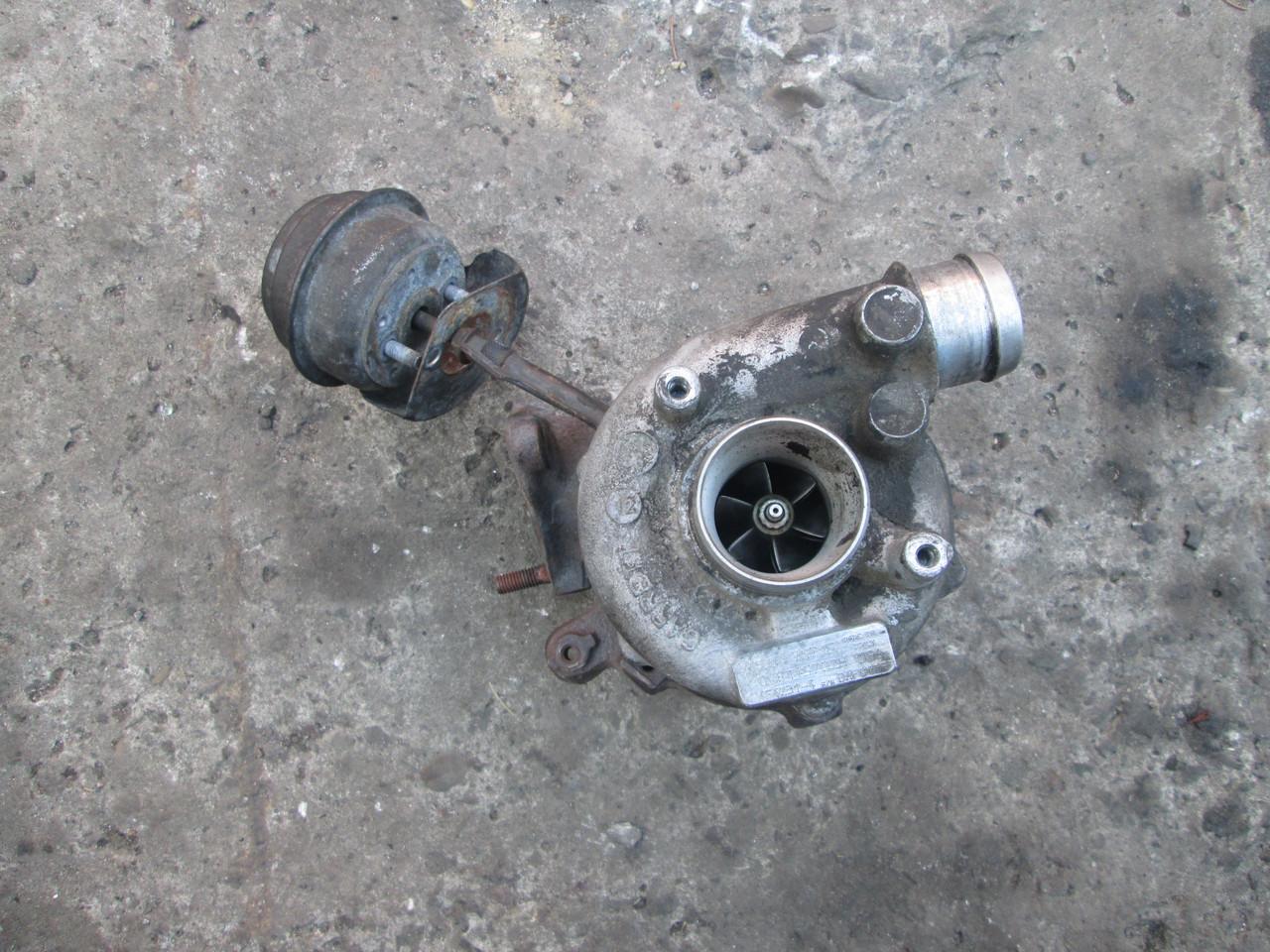 Б/у турбіна  1,9   028145702H  для VW Passat B5 1996-2005