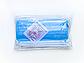 Медицинская маска штампованная трехслойная с мельтблауном и зажимом для носа, сертификат (50 штук), фото 7