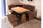 Кухонный мягкий комплект обеденной мебели Симфония Микс дсп