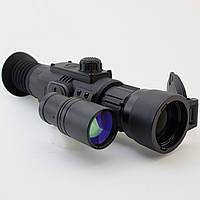 Цифровой прицел ночного видения Yukon Sightline N455, фото 1