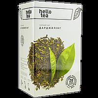 Чай Hello tea Black (1уп/20шт) Чорний, фото 1