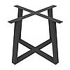 Подстолье для стола из металла 1078