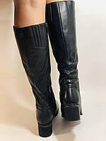 Натуральне хутро. Зимові чобітки на вузьку ногу. Натуральна шкіра. Люкс якість. Erisses. Р. 37-40, фото 8
