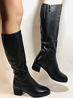 Натуральне хутро. Зимові чобітки на вузьку ногу. Натуральна шкіра. Люкс якість. Erisses. Р. 37-40, фото 4