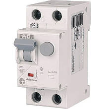 Диф автомат Eaton xPole 20A, 30 мА, HNB-C20/1N/003