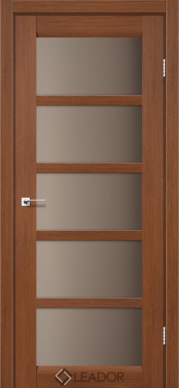 Двери Leador VENETO Браун BR