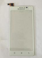 Оригинальный тачскрин / сенсор (сенсорное стекло) для Lenovo S850 | S850t (белый цвет)
