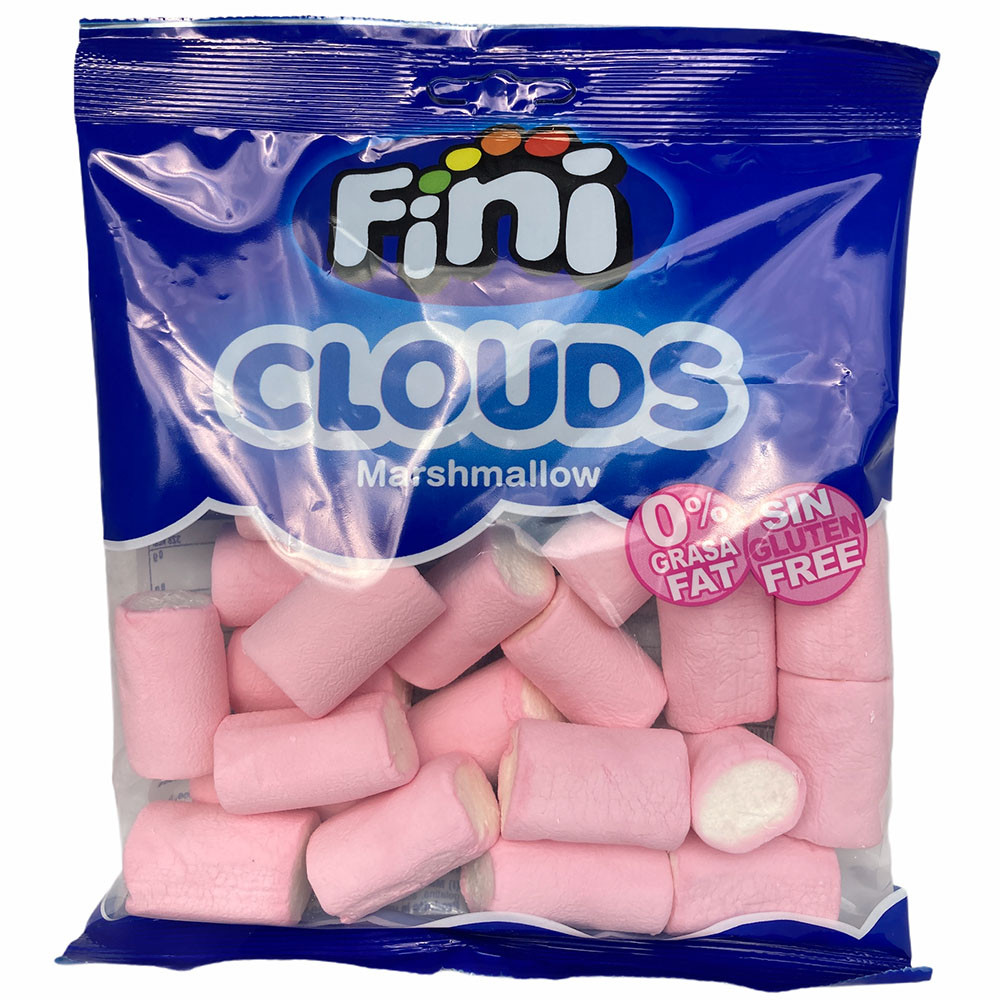 Маршмеллоу Fini Clouds Marshmallow розовый