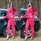Женский костюм делового стиля двойка пиджак и брюки, фото 6