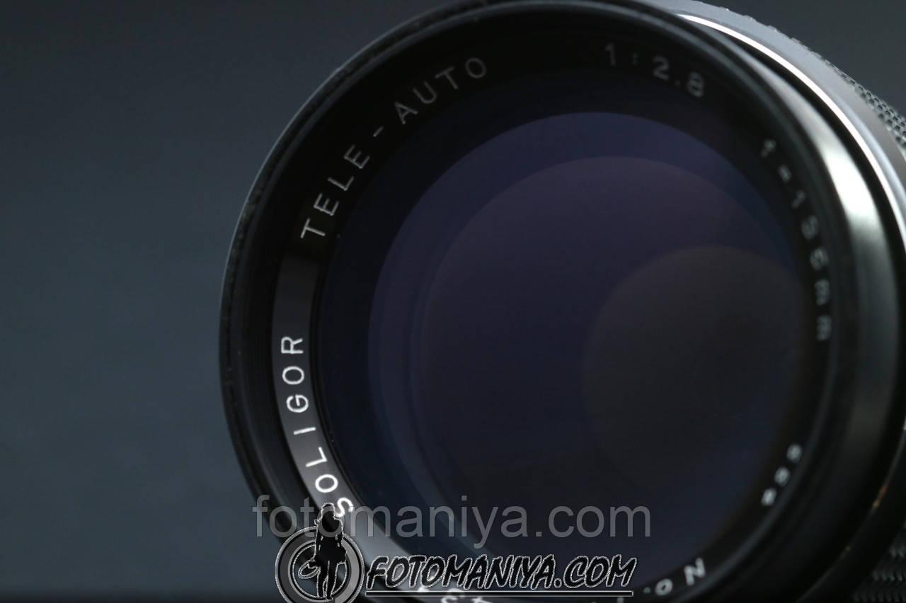 Soligor 135mm f2.8 for Nikon Non-Ai