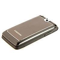 Корпус для Samsung S3600, High Copy, AAA class, Черный /панель/крышка/накладка /самсунг