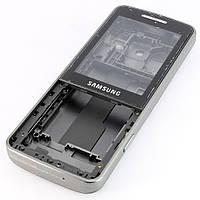 Корпус для Samsung S5610, AAA Class, High Copy, Серый /панель/крышка/накладка /самсунг