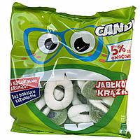 Жевательные конфеты Candi яблочные колечки
