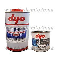 Лак акриловый  Dyo 2:1 MS 1l+0,5l / кт