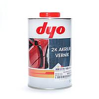 Лак акриловый Dyo 2:1 HS 1,0l / (отвердитель в кт. не входить)