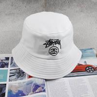Панама Bucket Hat Stussy Белая