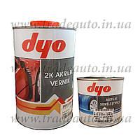 Лак акриловый  Dyo 2:1 HS 1l+0,5l / кт