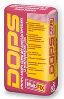 Армирующая клеевая смесь для утеплителя DOPS MULTIFIX (клей+армировка)