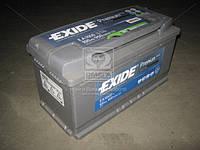 Аккумулятор 100Ah-12v Exide PREMIUM (353х175х190) ПРАВЫЙ+, пусковой ток 900