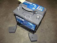 Аккумулятор 50Ah-12v Exide EXCELL (207х175х190) ПРАВЫЙ+, пусковой ток 450