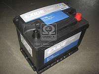 Аккумулятор 55Ah-12v Exide CLASSIC (242х175х190) ПРАВЫЙ+, пусковой ток 460