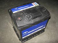 Аккумулятор 44Ah-12v VOLTMASTER (207х175х190) ЛЕВЫЙ+, пусковой ток 360