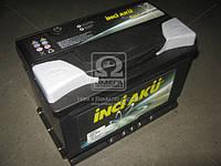 Аккумулятор 75Ah-12v INCI AKU SuprA (278х175х190), ЛЕВЫЙ+, пусковой ток 700