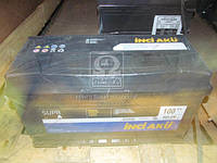 Аккумулятор 100Ah-12v INCI AKU SuprA (352х175х190), ПРАВЫЙ+, пусковой ток 860