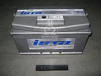Аккумулятор 100А1-6СТ ISTA Standard зал. Евро (352х175х190), ПРАВЫЙ+, пусковой ток 800