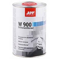 Змивка для видалення силікону (знежирювачах) W 900, APP, 1l, 030150
