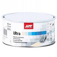 """Шпаклівка універсальна, легка з затверджувачем """"Ultra"""", APP, 1l, 010407"""