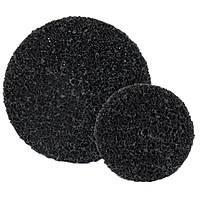 Круг зачисний APP, абразивний, 100x13x13mm, чорний, 06X100