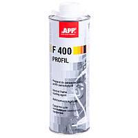 Средство для защиты закрытых профилей (мовиль) F400 Profil, APP, прозрачный, 1l, 050302