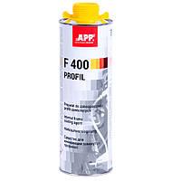Средство для защиты закрытых профилей (мовиль) F400 Profil, APP, янтарный, 1l, 050301