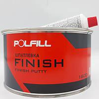 Шпаклівка фінішна, з затверджувачем, Polfill, 1,8 kg