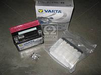 Аккумулятор 3Ah-12v VARTA PS AGM (YT4L-4, YT4L-BS), (114x71x86), ПРАВЫЙ+, Y5, пусковой ток 30