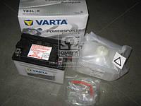 Аккумулятор 4Ah-12v VARTA FS FP (YB4L-B) (121x71x93), ПРАВЫЙ+, Y5, пусковой ток 50