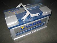 Аккумулятор 80Ah-12v VARTA BD (F17) (315х175х175) ПРАВЫЙ+, пусковой ток 740