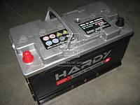 Аккумулятор 100Ah-12v HARDY SP (353x175x190) ЛЕВЫЙ+, пусковой ток 800