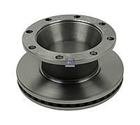 Гальмівний диск RVI 5010598304 MIDLUM Diesel Technic