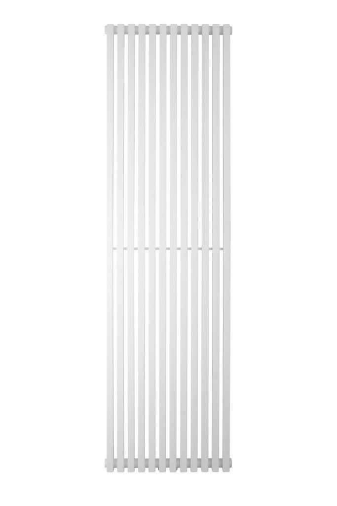Вертикальний трубчастий радіатор BQ Quantum H-2000 мм, L-525 мм